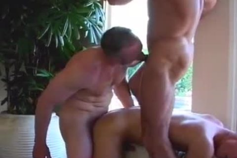 Three-some gay Pool Party With Bryan Archer Steve Cbootyidy Cli