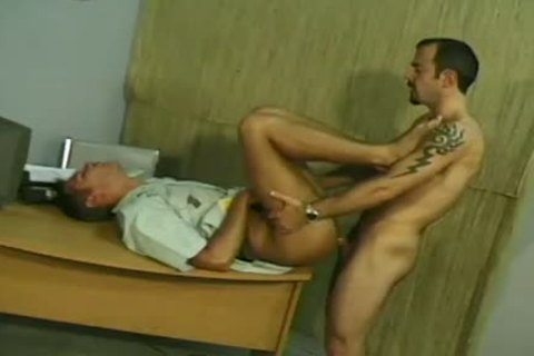 Mitch Lowe And Gus Avery Have An Afternoon Romp