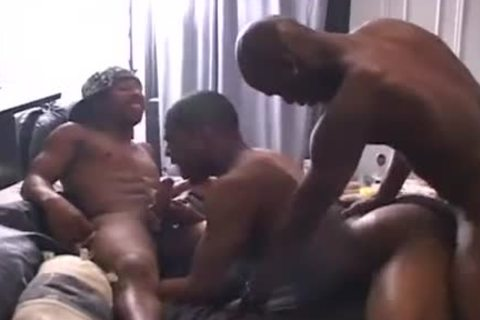 yummy dark mans rimming and pounding thre ...