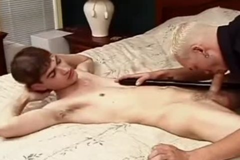 concupiscent young Police fucking fascinating gay twink horny booty aperture