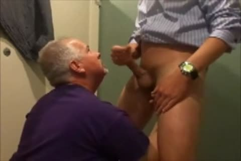 Lunch Time blowjob