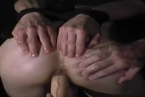 delicious Blind Folded twink Jerks Off receives