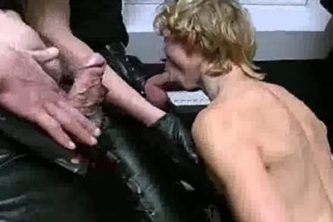 charming Leather Sex