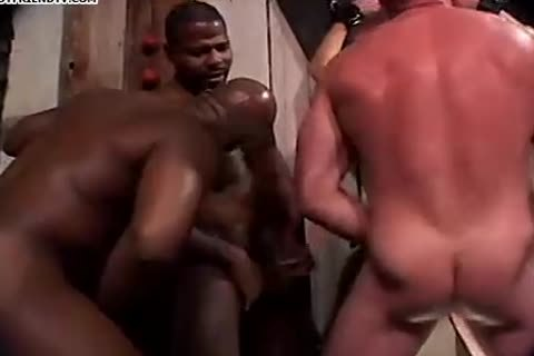 bdsm group Hunks fucking Joy