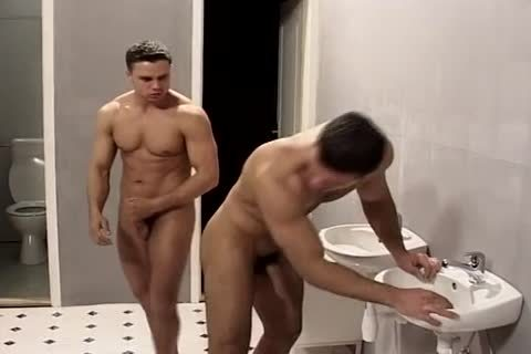 Masculine Rob Nelson gets fucked In The B