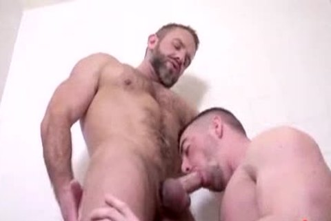 Dirk Caber pounds Scott Hunter's ass At Alpha Males