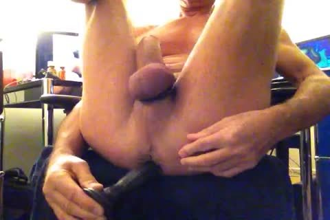 Porn Watching And Play With My concupiscent penis With Poppers And toys