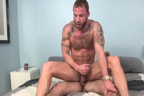 knobsuremen – Scotty Rage nudebacks Derek Parker