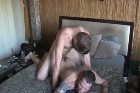 sperm N Getm - Scene 4 - Damon Doggs sperm Factory