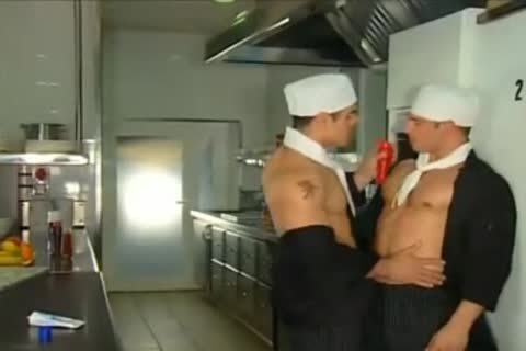 pleasure Chefs BB In The Euro Kitchen