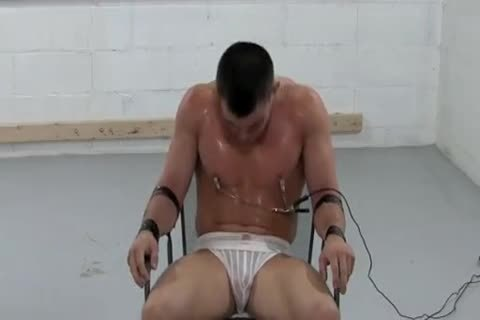 Marine In The Chair
