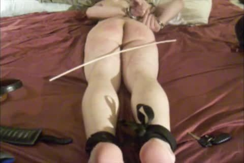 24 Yo White Military chap Enjoyed Boot Camp, But that chap did not get His ass Whipped Endlessly In There Like that chap'd Hoped..  Here On His First Visit that chap receives The Belt With No Warm Up On His nude arse, Then The Cane And Riding Crop,