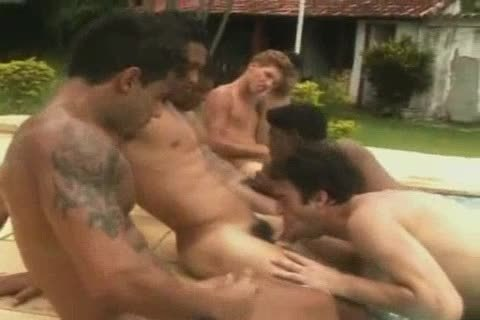 large shlong Brazilians orgy
