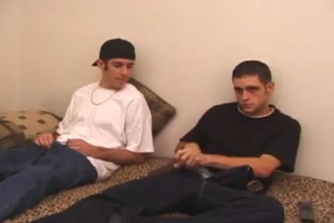 A couple Of homo teens Playing With Each Others 10-Pounder