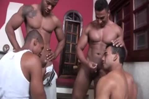 Brazilian black.latino group
