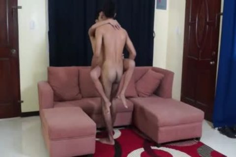 filthy twinks Play With Each Other All Night For joy