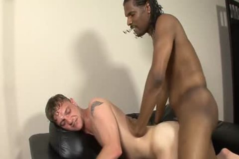 Kody Rean gets His butthole Filled With dark ramrod