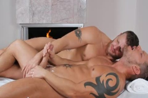 ManRoyale - Shane Frosts Swallows throbbing Load From Jeremy Stevens