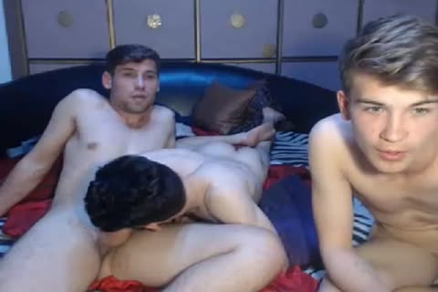 Romanian boyz Go gay On cam, sucking 2 rods