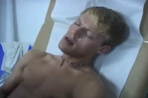 yummy College homosexual Physical Exams And Real Male Doctors With
