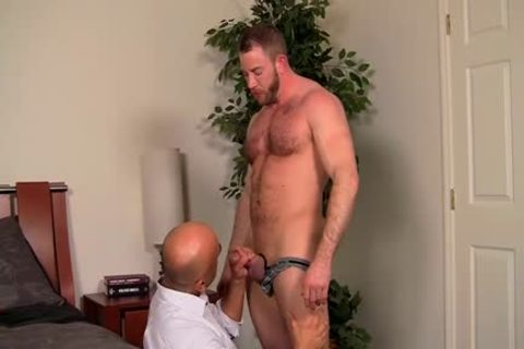 Shay Michaels drills His Annoying Boss Brian In His arsehole