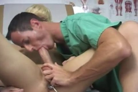 Doctors Giving Blowjobs homosexual Full Length