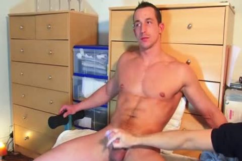 My Straight Neighbour Made A Porn: Watch Him gets Wanked By A twink.