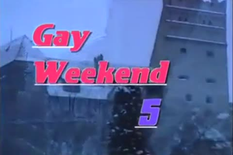 filthy homo Weekend