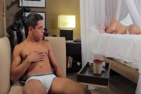 GayRoom - Bryan Coles Pierced rod Sucked And banged By Tyler Saint