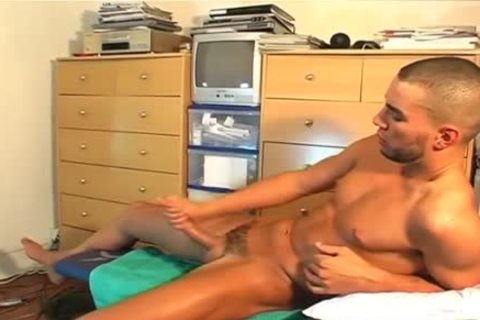 Full video: A horny innocent str8 guy Serviced His large weenie By A guy!