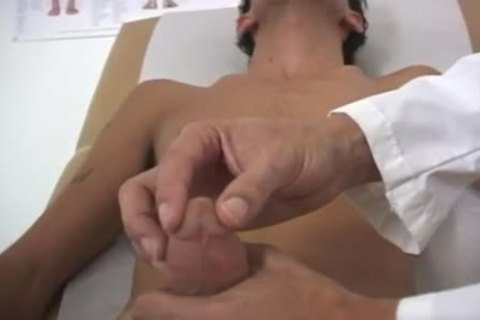 dudes stroking homo Porn video scene that man clutched A Bottle Of