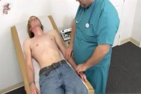 Silver Daddy pounds gay twink First Time I