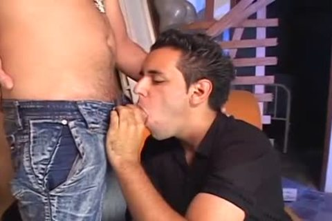 RICCO PUENTES IS pounding FAGS unprotected 3 - Scene two