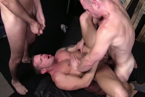 unprotected threesome - Saxon West, Chris And Shane