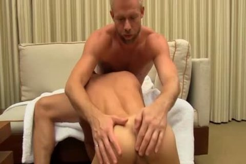 Andy Taylor receives A gigantic schlong In His nasty arsehole