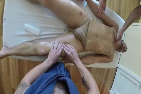 MenPOV - Sean Blue & allies Have 3some