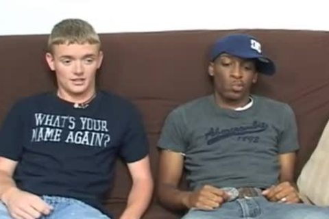 Straight Begging For blowjob By ally homosexual William Starred At The