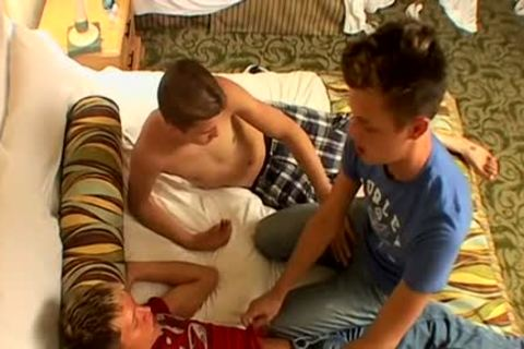 An excellent teen trio - Ayden James, Kayden Daniels & Ryan Connors