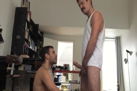 TIERY B. - REFLECTION - Daddy S Masturbe sucking And plowing - large penis - young daddy - bushy French amateur - raw - gracious - Erotic - tasty - large Cumshots