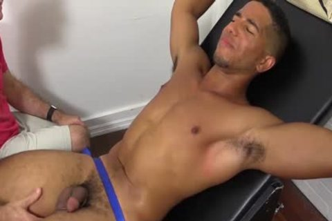 excited And nasty Mikey gets Hands And Feet fastened whilst Tickled