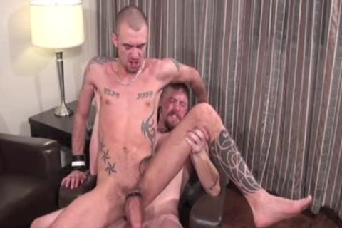 Muscle Son oral stimulation-stimulation With sex cream flow
