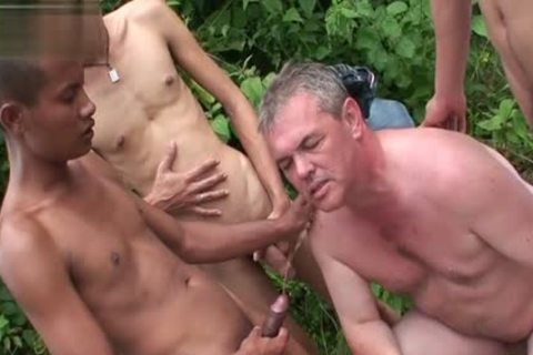 oriental Son make water With cumshot
