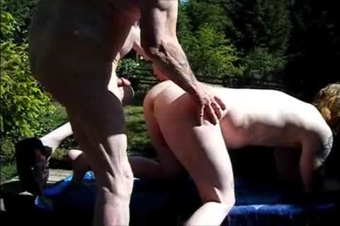 young Redhead bareback With daddy chap