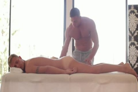 lusty gay anal With Massage