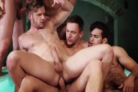 yummy homosexual trio With cumshot