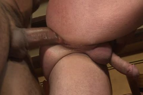 Latin Bear oral joy And cumshot