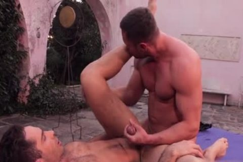 Russian gay Foot Fetish With sperm flow