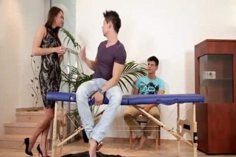 Massage banging - Ennio Guardi - Marti Cane