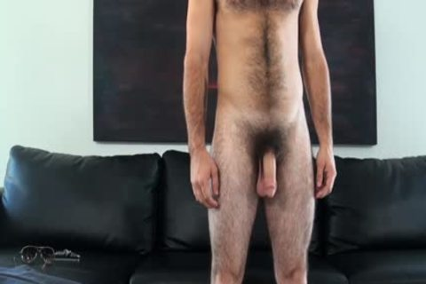 HD GayCastings - Josh hairy backdoor Is hammered By The Casting Agent