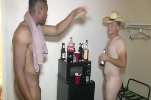 nude Marines At Hotel Party